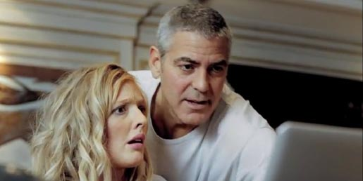 DNB Nor George Clooney commercial