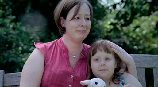 Cancer Research UK Mother Daughter story
