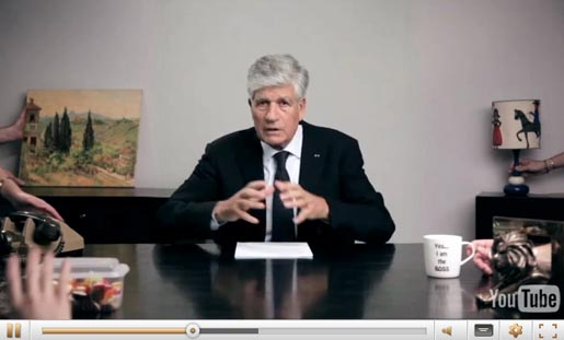 Maurice Levy Youtube video
