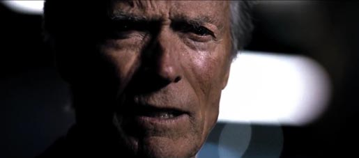 Clint Eastwood in Chrysler Half Time Super Bowl commercial