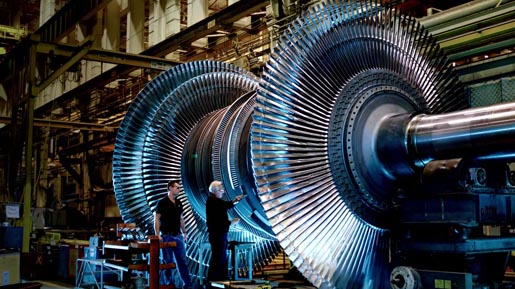 GE Power Turbine