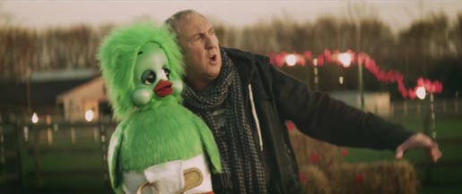 giffgaff Unlock a Chicken - Orville and Keith
