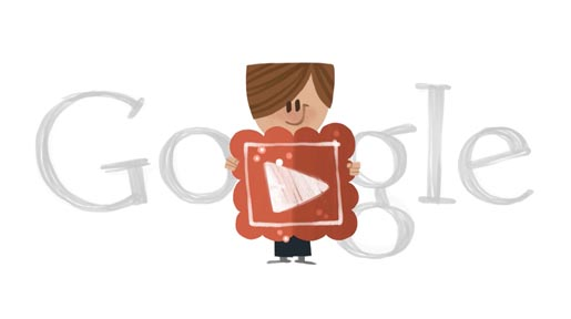 Google Valentine's Day Doodle Play