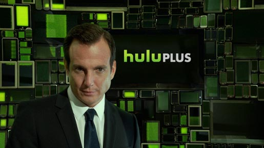 Hulu Plus Alien Will Arnett