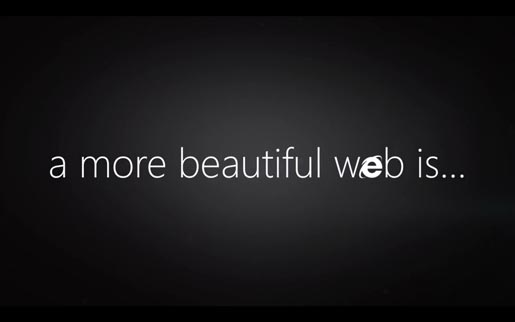 A More Beautiful Web is