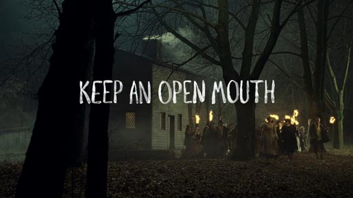 Miracle Whip Witch Hunt - Keep an Open Mouth