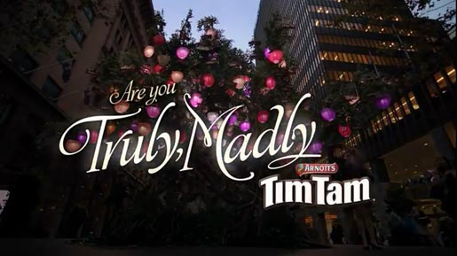 Truly Madly Tim Tam