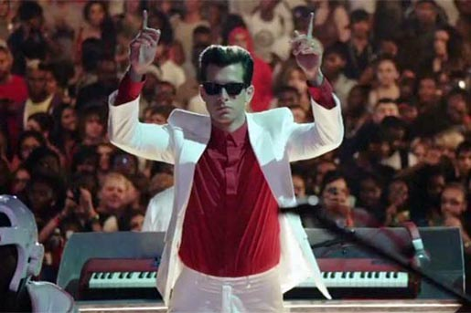 Coca Cola Move to the Beat with Mark Ronson
