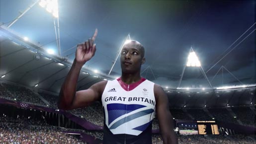GSK Marlon Devonish Anti Doping commercial
