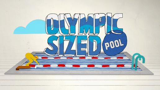 GE Olympics Sized Pool