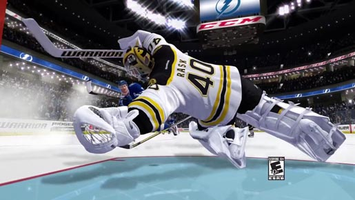 EA Sports NHL Sports Our Game
