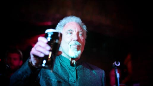 Guinness Toast by Tom Jones