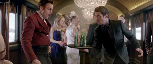 Heineken Crack the Case Bond Ad