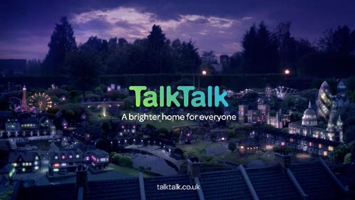 TalkTalk Model Brtiain