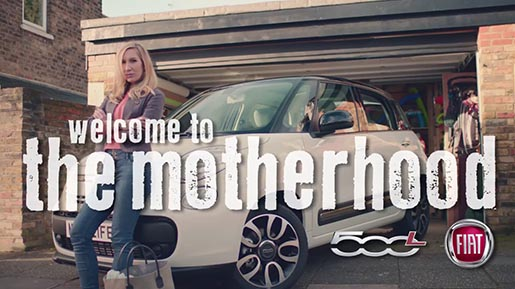 Fiat Welcome to the Motherhood