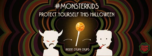 Chupa Chups Monster Kids