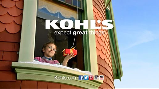 Kohl's Special Delivery
