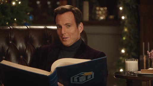 Will Arnett in Best Buy commercial