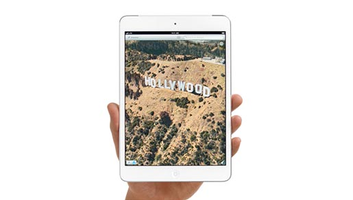 iPad Hollywood