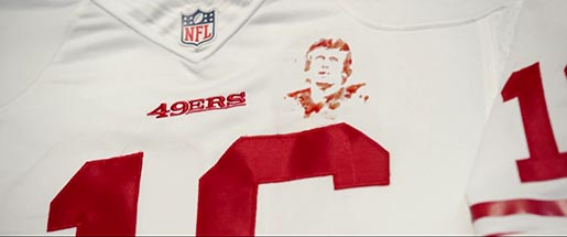 Tide Miracle Stain Joe Montana