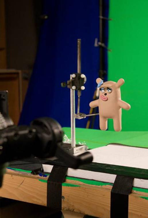 Underdog Green screen in National Accident Helpline Grapevine commercial
