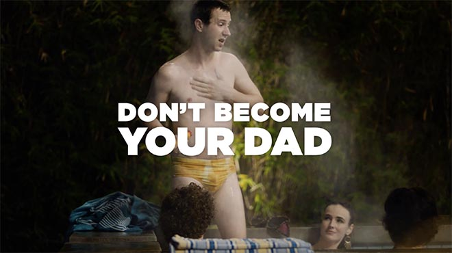 Mentos Hot Tub Don't Become Your Dad
