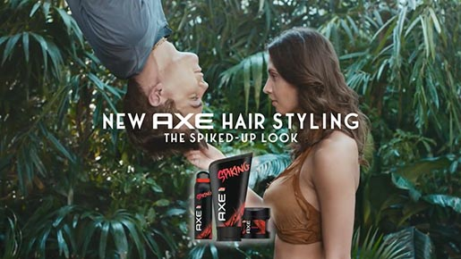 how to style hair with axe look axe hair styling impressions count the inspiration 9435