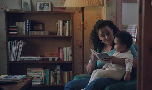 Kobo Mother's Day Ad