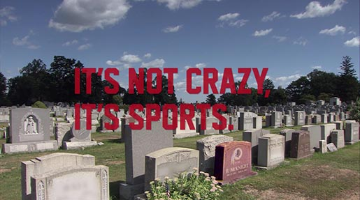 ESPN It's Not Crazy It's Sports Graveyard