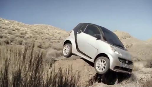 Smart Car Off Road