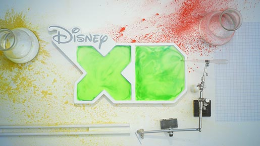Disney XD Chain Reactions ident