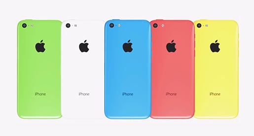 iPhone 5C Plastic Perfected