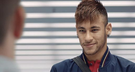 Qatar Airways and FCB Neymar