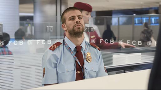 Qatar Airways and FCB Pique