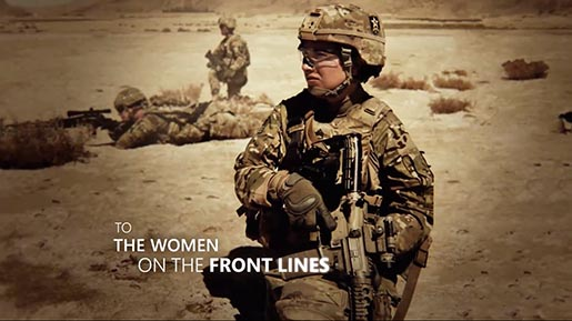 Bing Women on the Front Lines