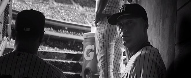 Derek Jeter My Way in Gatorade Made In New York commercial