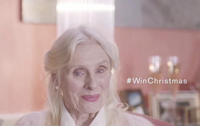 Mulberry #WinChristmas Grandmother