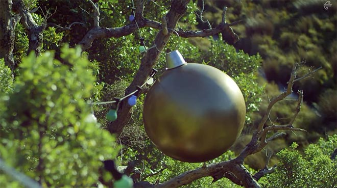 Air New Zealand Bauble