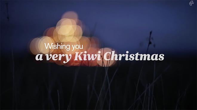 Air New Zealand A Very Kiwi Christmas