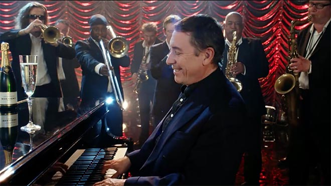 Aldi Christmas Jools Holland