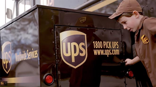 UPS Driver for A Day