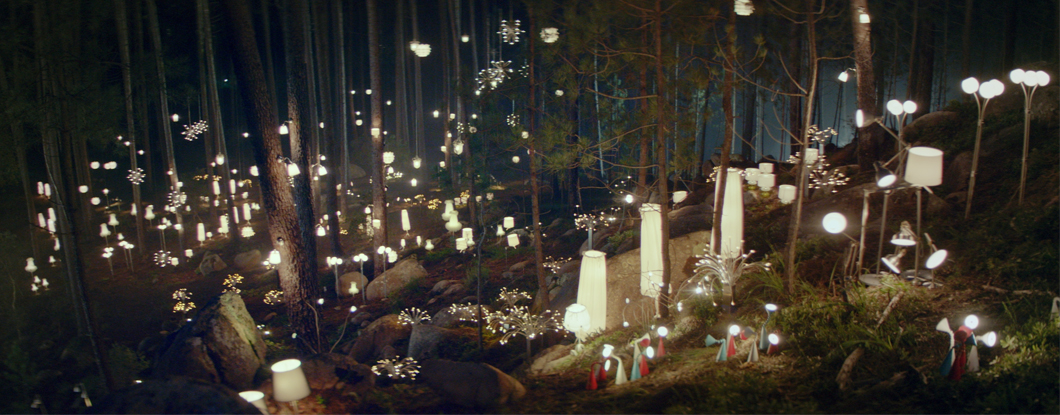 IKEA Everyday Forest Lighting