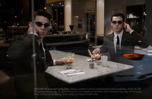 Kia Matrix Agents