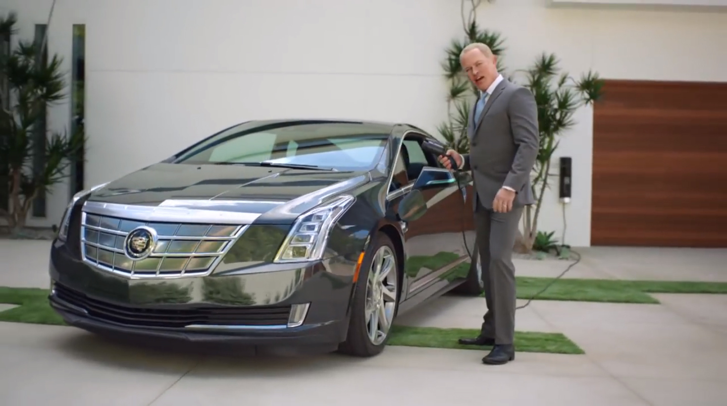 cadillac commercial. Cars Review. Best American Auto & Cars Review