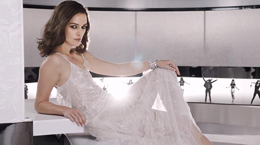 Chanel Coca Mademoiselle Keira Knightley She's Not There