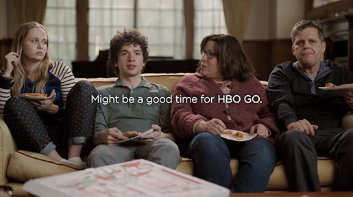 HBO Awkward Family Viewing