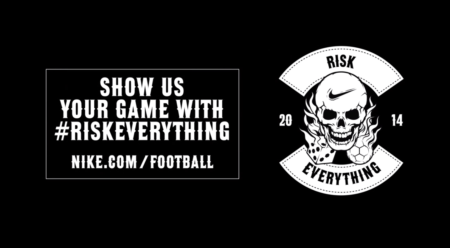 Nike Winner Stays In Risk Everything Campaign The