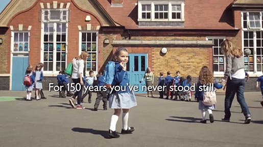 John Lewis 150 Years - You've never stood still