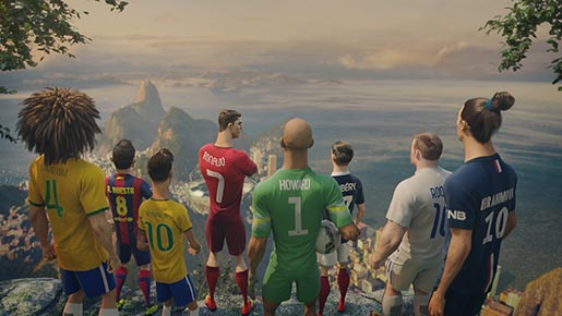 Nike Football Last Game Team in Rio