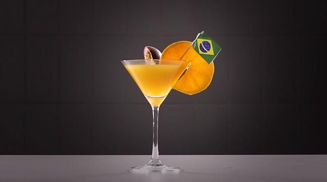 Brazil Cocktail